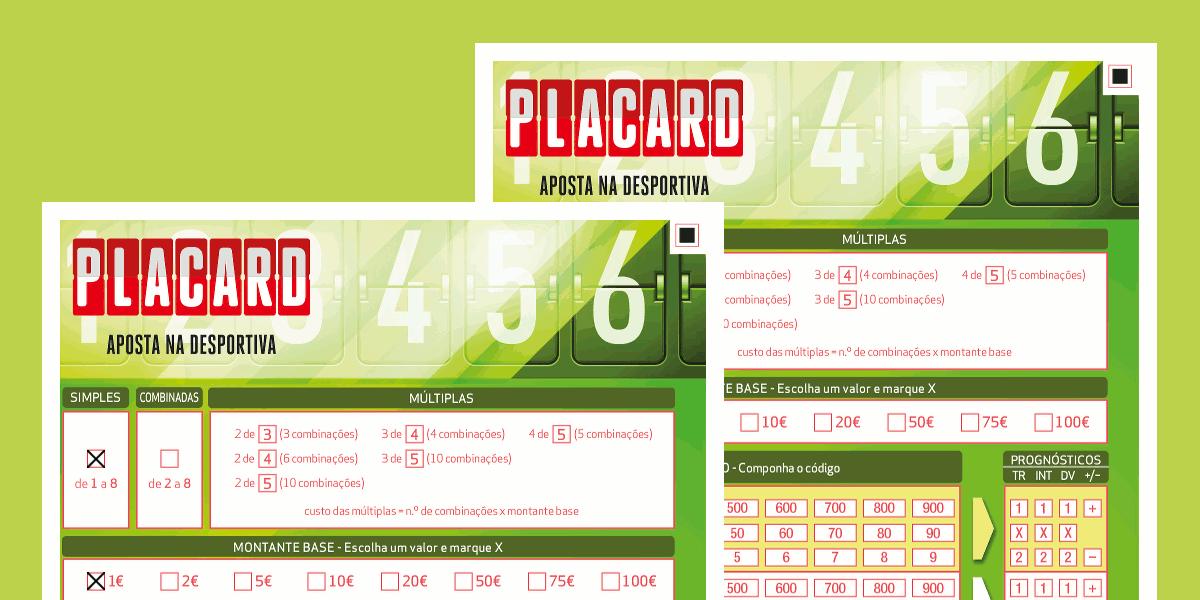 Como desdobrar três jogos no Placard