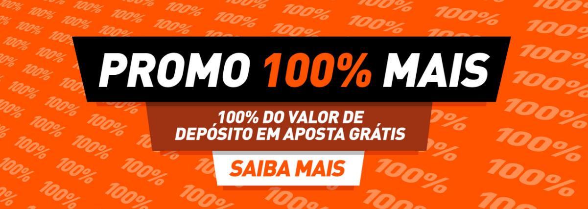 Promo 100% Mais