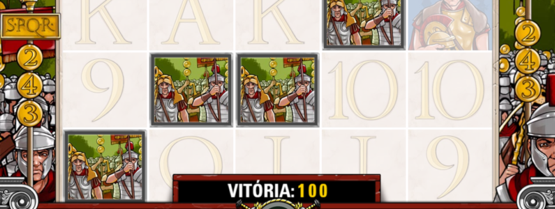 Victorious Slot Machine