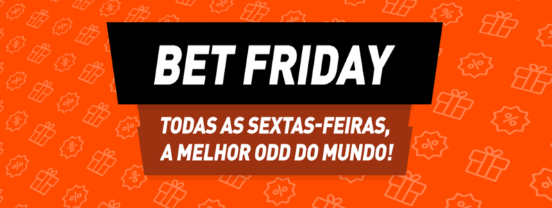 Bet Friday | As sextas em que as odds sobem