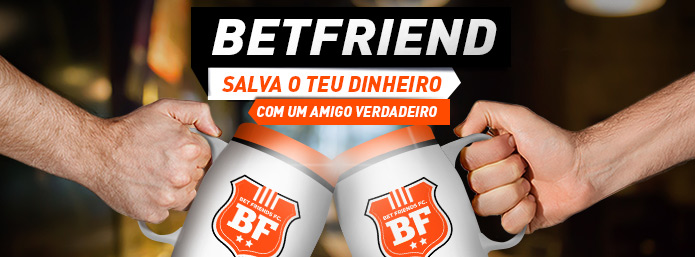 Betfriend | O cash out da Bet.pt
